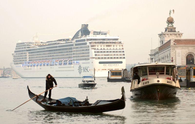 Llegan a Venecia 2
