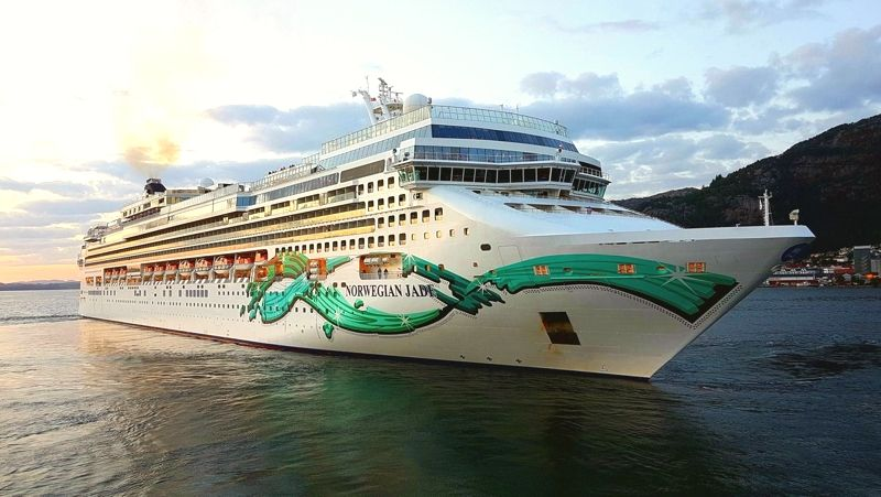 Norwegian Jade 2