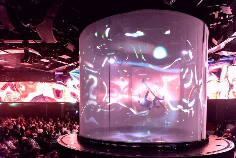 Cirque du Soleil Carousel Lounge