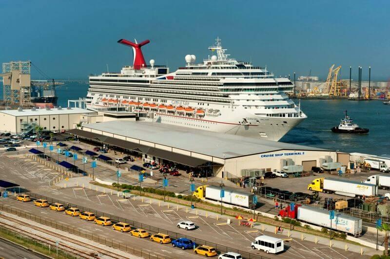 Terminales de Cruceros Glaveston 2