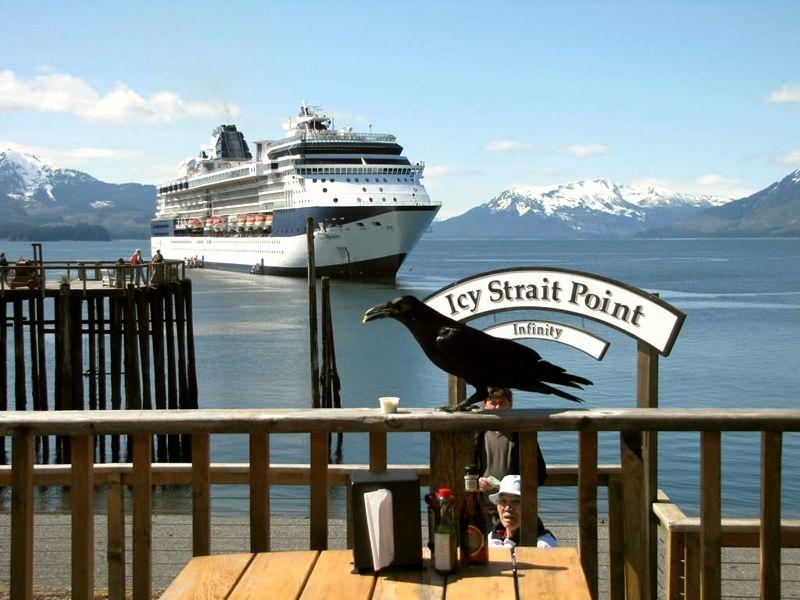 Terminales de Cruceros Icy Strait Point 1