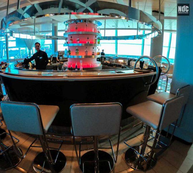 Bar del Sky Observation Lounge