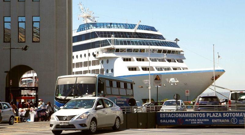 Cabotaje Marítimo - Valparaíso