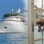 Tres razones por las que sin duda hará una escala en la cárcel del crucero, antes de que lo desembarquen.