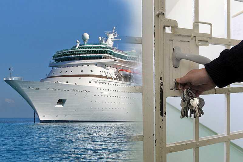 Los 3 pecados capitales por los que, sin duda, hará una escala en la cárcel del crucero, antes de que lo desembarquen.