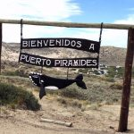 Montevideo a Madryn - Pirámides