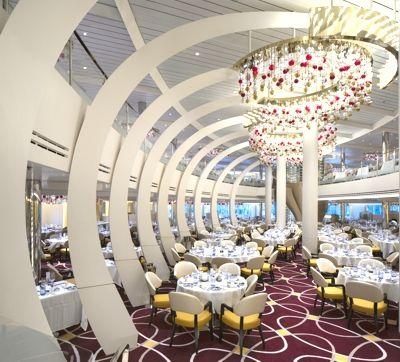 Nieuw Statendam Restaurant