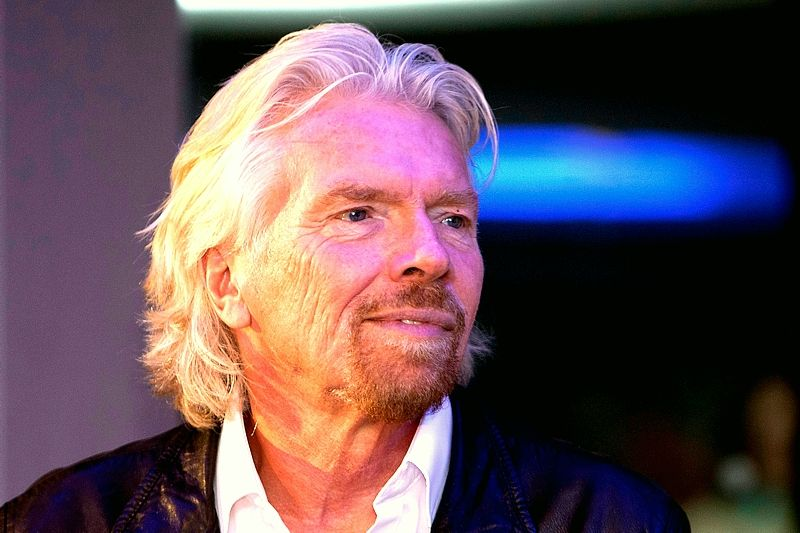 Virgin Voyages - Richard Branson