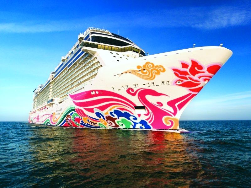 Norwegian Joy 2