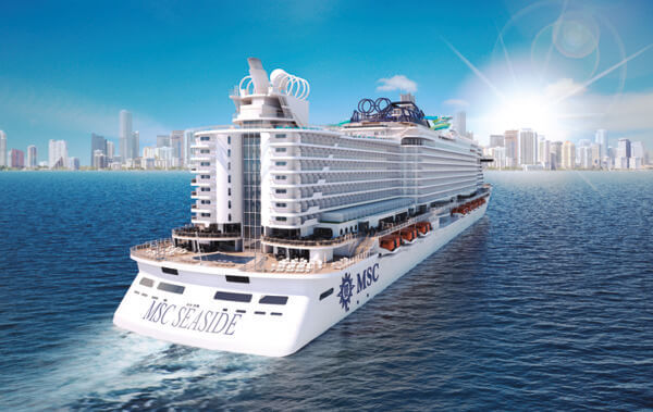 All Inclusive - MSC Seaside 2