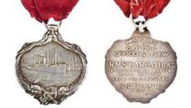 Medallas del Carpathia