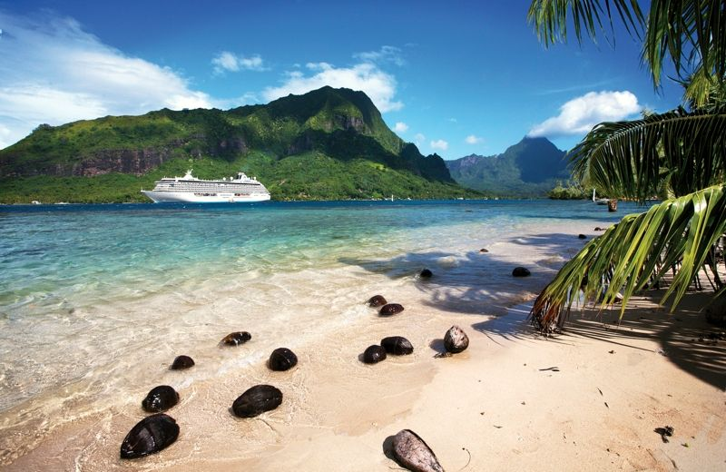 Grand Journeys - Crystal Serenity - Moorea
