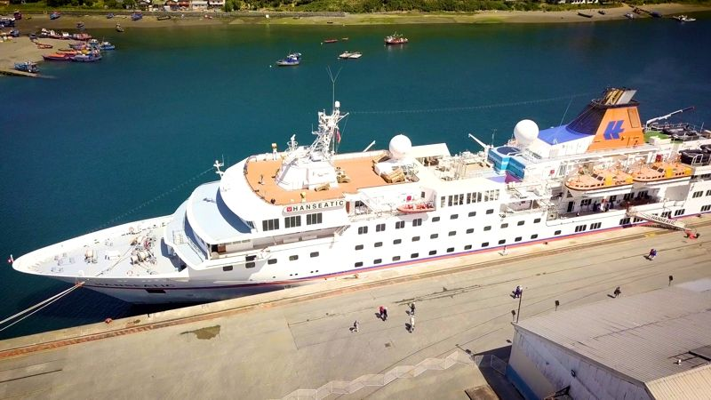 Puertos Chilenos - Puerto Montt - 2