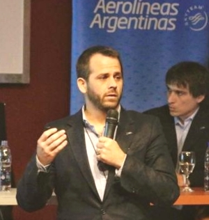 Aerolíneas Argentinas - Máximo Amadeo
