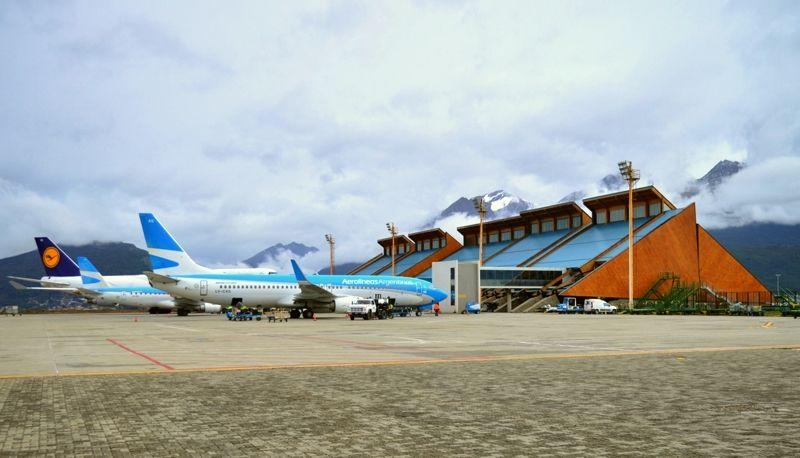Aerolíneas Argentinas - Ushuaia 2