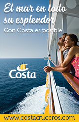 Costa Cruceros - El mar en todo su esplendor