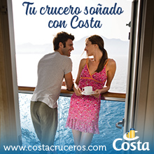 Tu crucero soñado con Costa