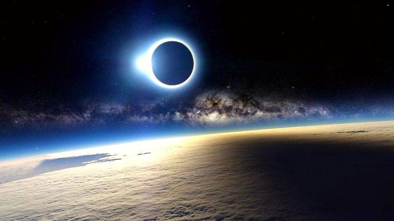 Eclipse Solar - Antártida