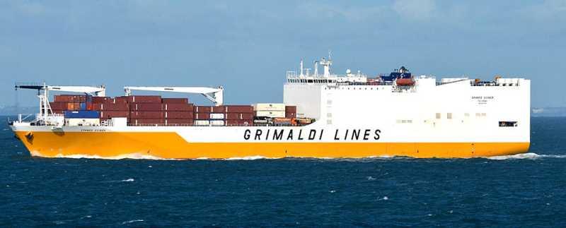 Cruceros en cargueros