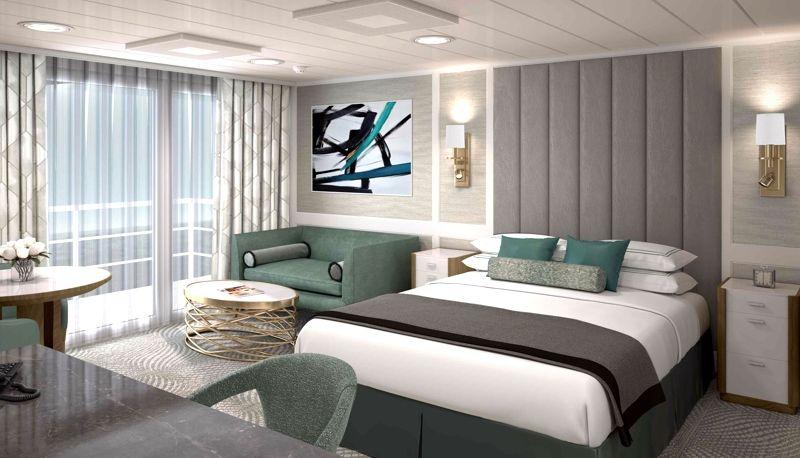 Studio Dado - Oceania Insignia - Penthouse Suites