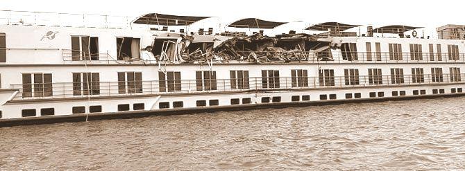 Choque en el Danubio - 2
