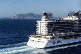 Más Verde - MSC Seaside