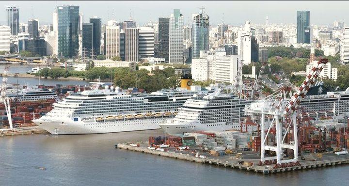 Puerto de Buenos Aires - 1