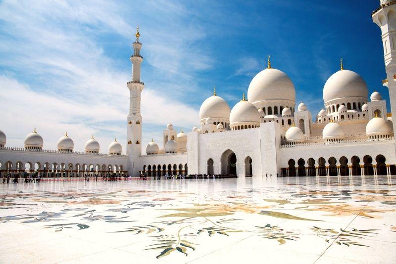 Celebraciones - Pullmantur - Abu Dhabi