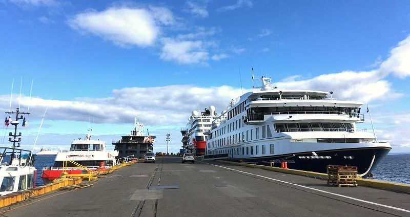 Punta Arenas - Muelle Prat - 2