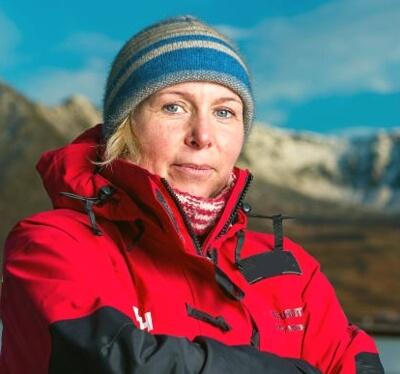 Roald Amundsen - Karin Strand