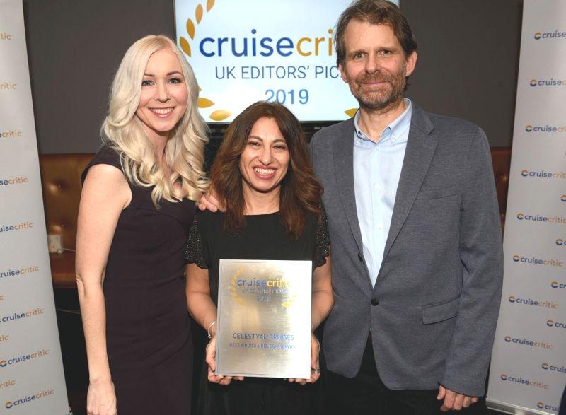 Celestyal Cruises - Cruise Critic Awards