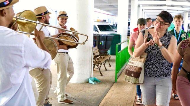 Puerto Rico - Terminal San Juan - 2