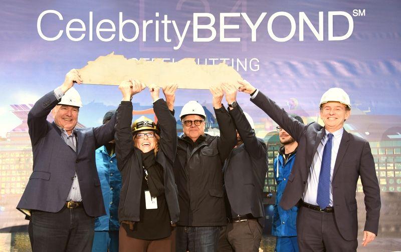 Celebrity Beyond - Corte de Acero