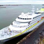 MS Hamburg - Mar del Plata - 1