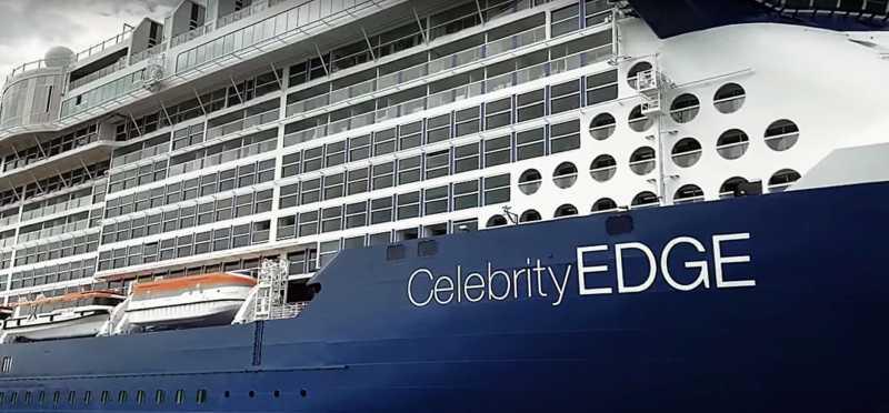 En el Celebrity Edge se sortearon suites entre la tripulación, y los que no resultaron favorecidos se 'mudaron' a cabinas con balcón.