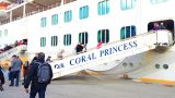 Fake News - Coral Princess - Ushuaia - 13 03 2020