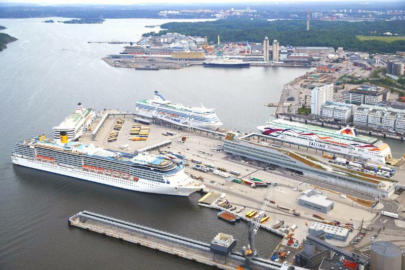 Industria de os Cruceros - Estocolmo