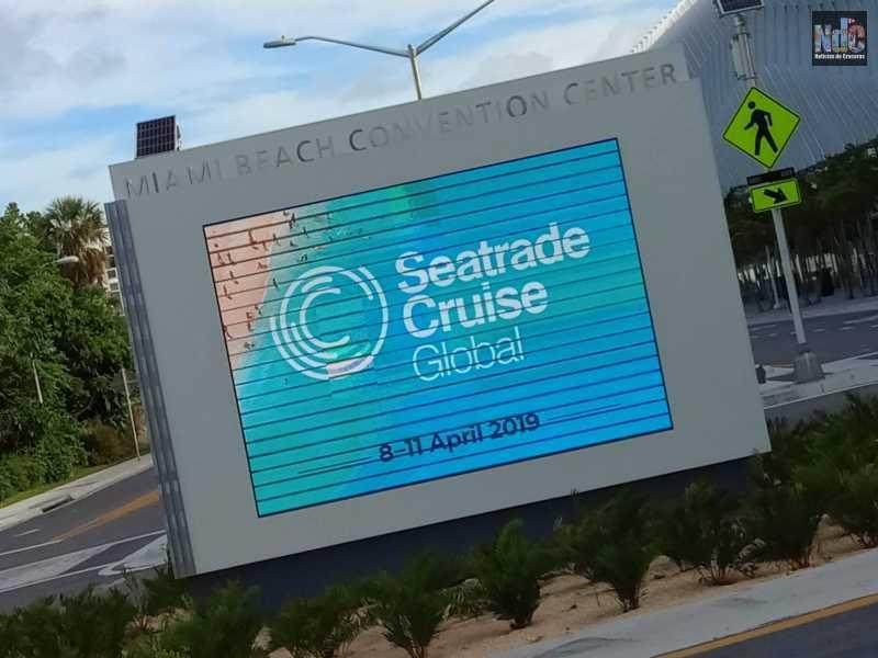 La Seatrade Cruise Global