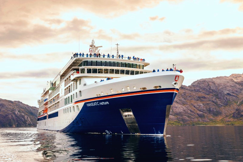 Hapag Lloyd Cruises - Hanseatic Nature - 2