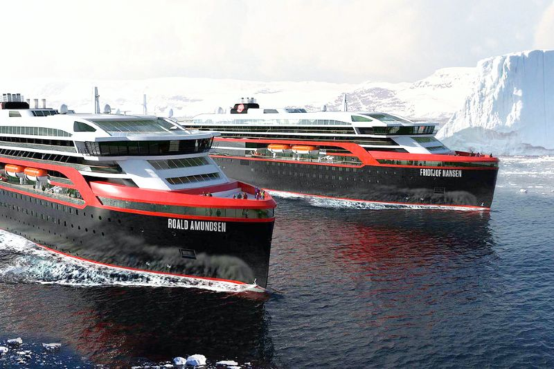 Alaska - Roald Amundsen
