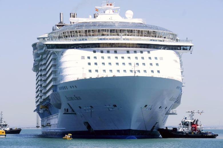Allure of the Seas - Cádiz - 2