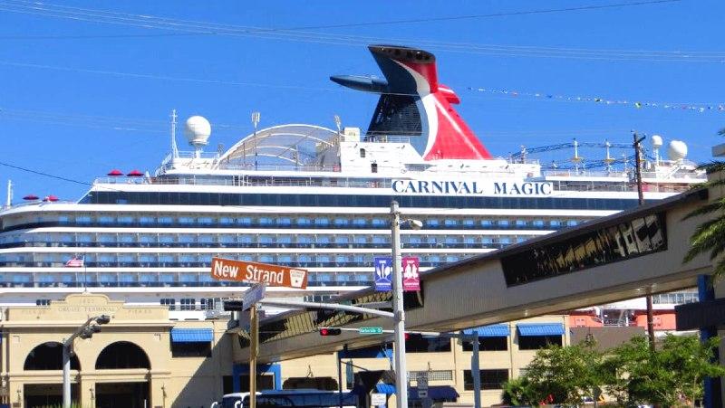 Carnival - Magic - Galveston