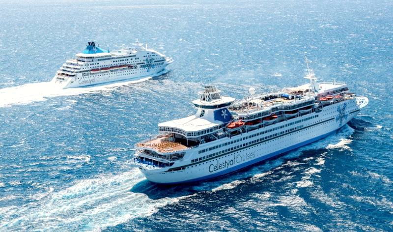 Grecia - Flota Celestyal