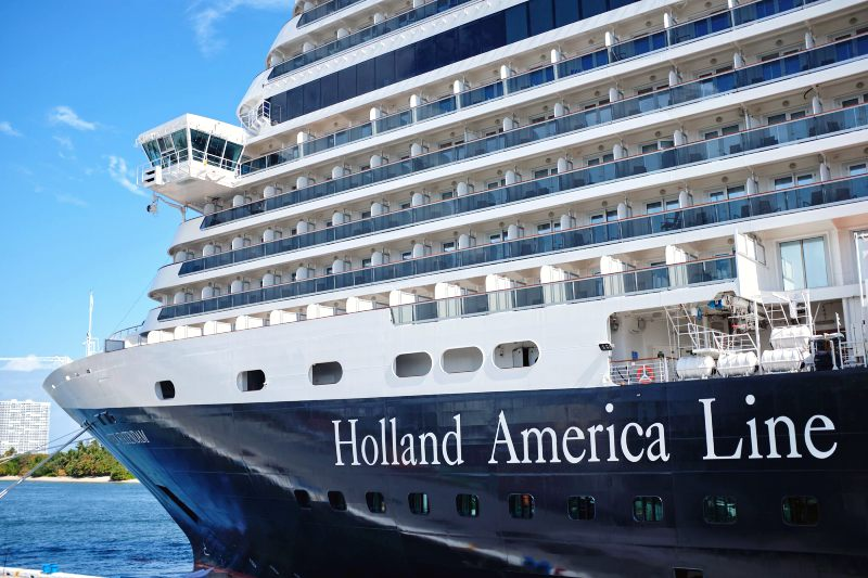 Holland America - Line - 1