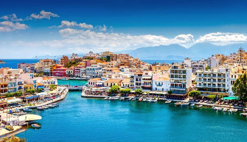 Itinerarios - Celestyal - Agios Nikolaos
