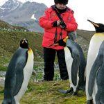 Los reyes de la Antártida
