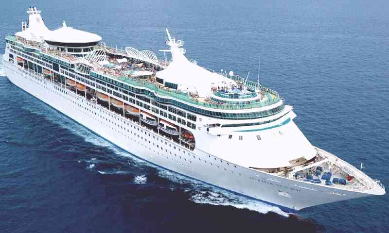 40.000 Tripulantes - Enchantment of the Seas