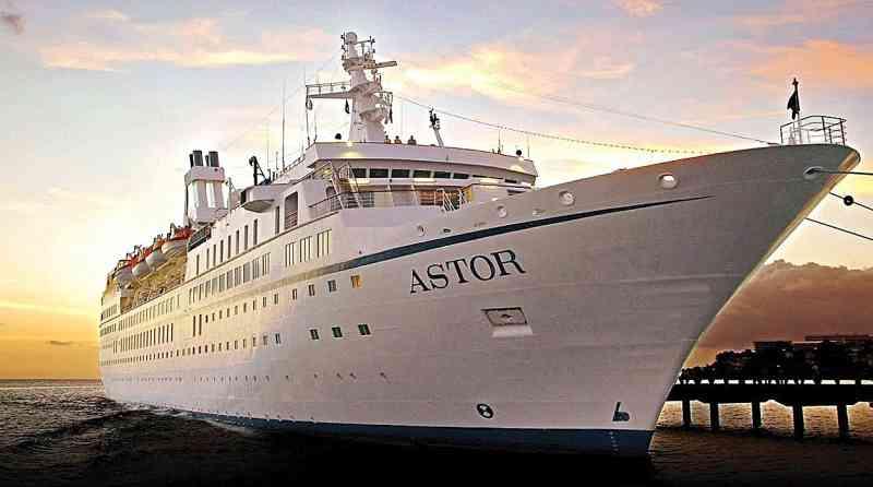 MV Astor