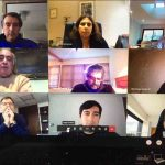 Reunión virtual Corporación de Puertos del Cono Sur