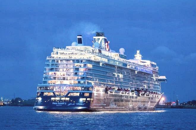 Grandes Cruceros - Mein Schiff 2